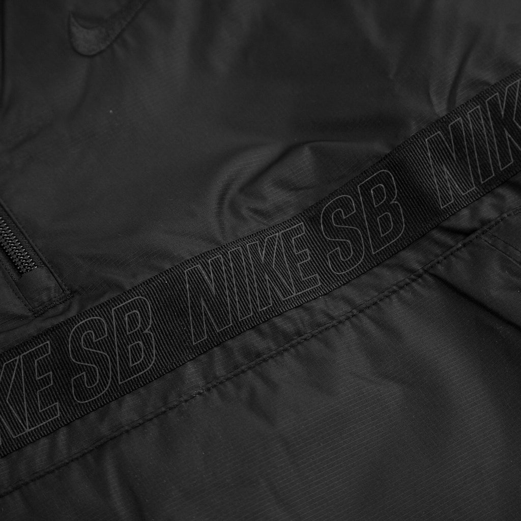 Nike SB Orange Label Ishod Wair Jacket in Black / Black / Black - Taping
