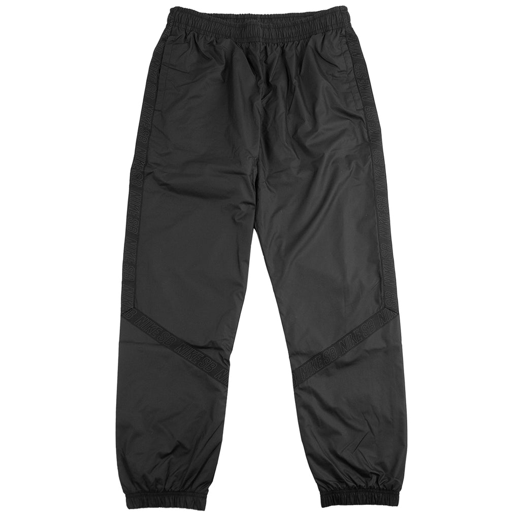 Nike SB Orange Label Ishod Wair Pants in Black / Black / Black