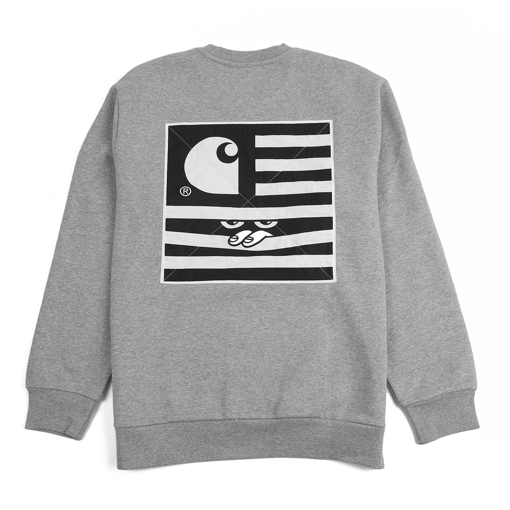 Carhartt WIP Incognito Sweatshirt in Grey Heather