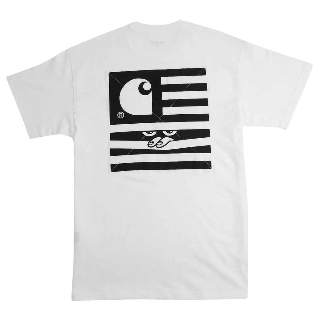 Carhartt WIP Incognito T Shirt in White