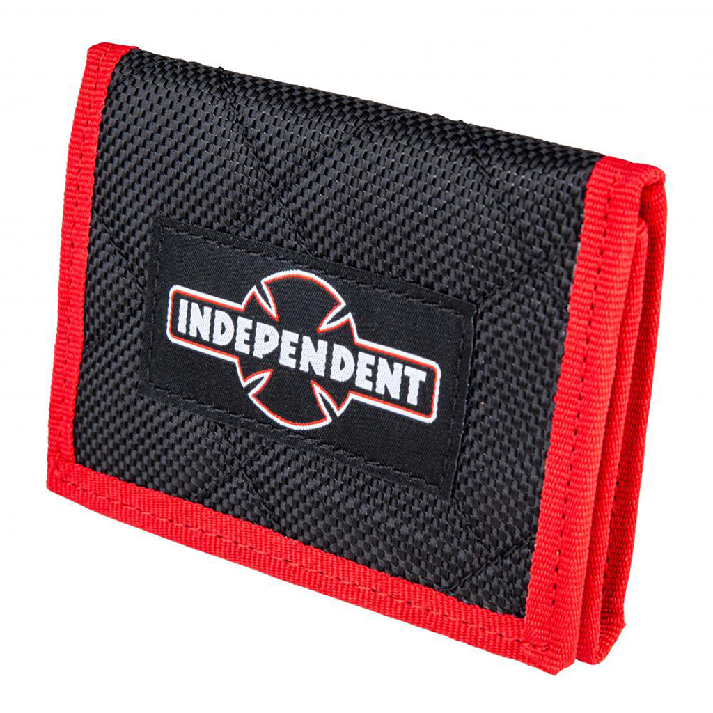 Independent Trucks Wallet Dual Pinline O.G.B.C Wallet in Black