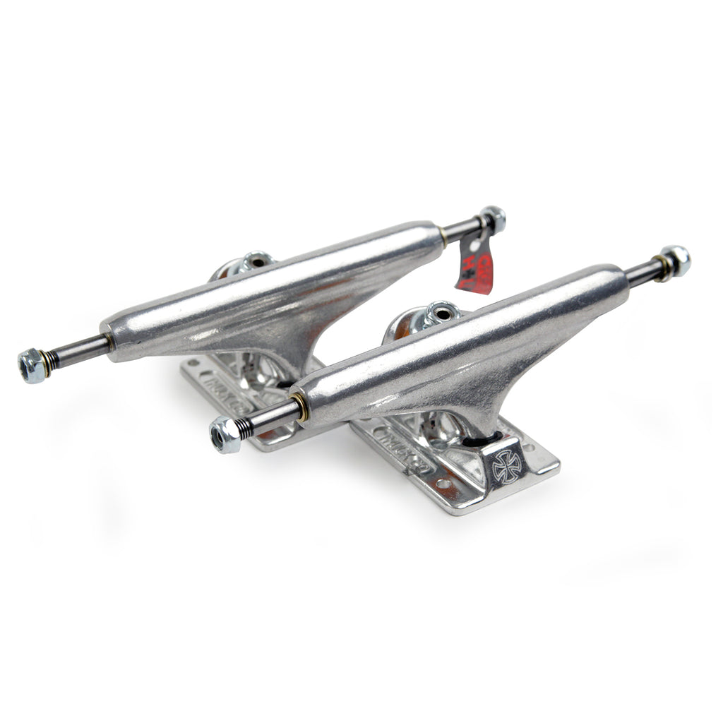 Independent Trucks 149 Hollow Forged Trucks in Polished Silver