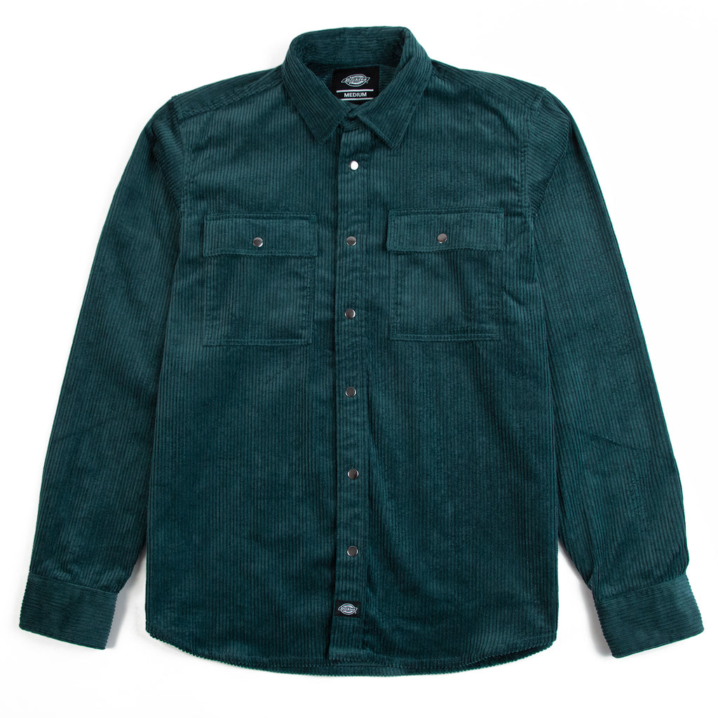 Dickies Ivel Shirt in Forest