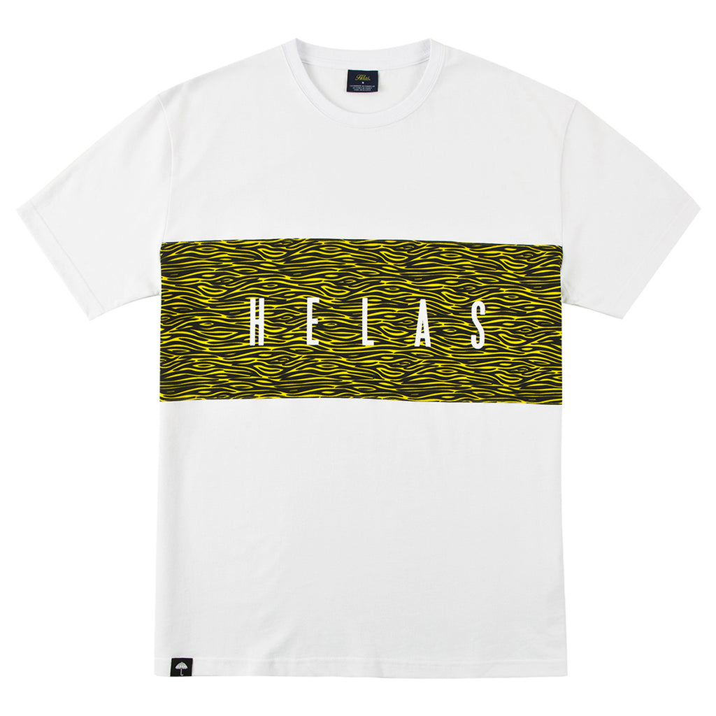 Helas Jungle T Shirt in White