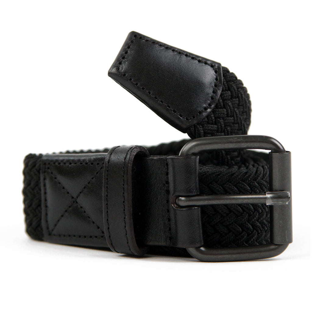Carhartt WIP Jackson Belt in Black / Black