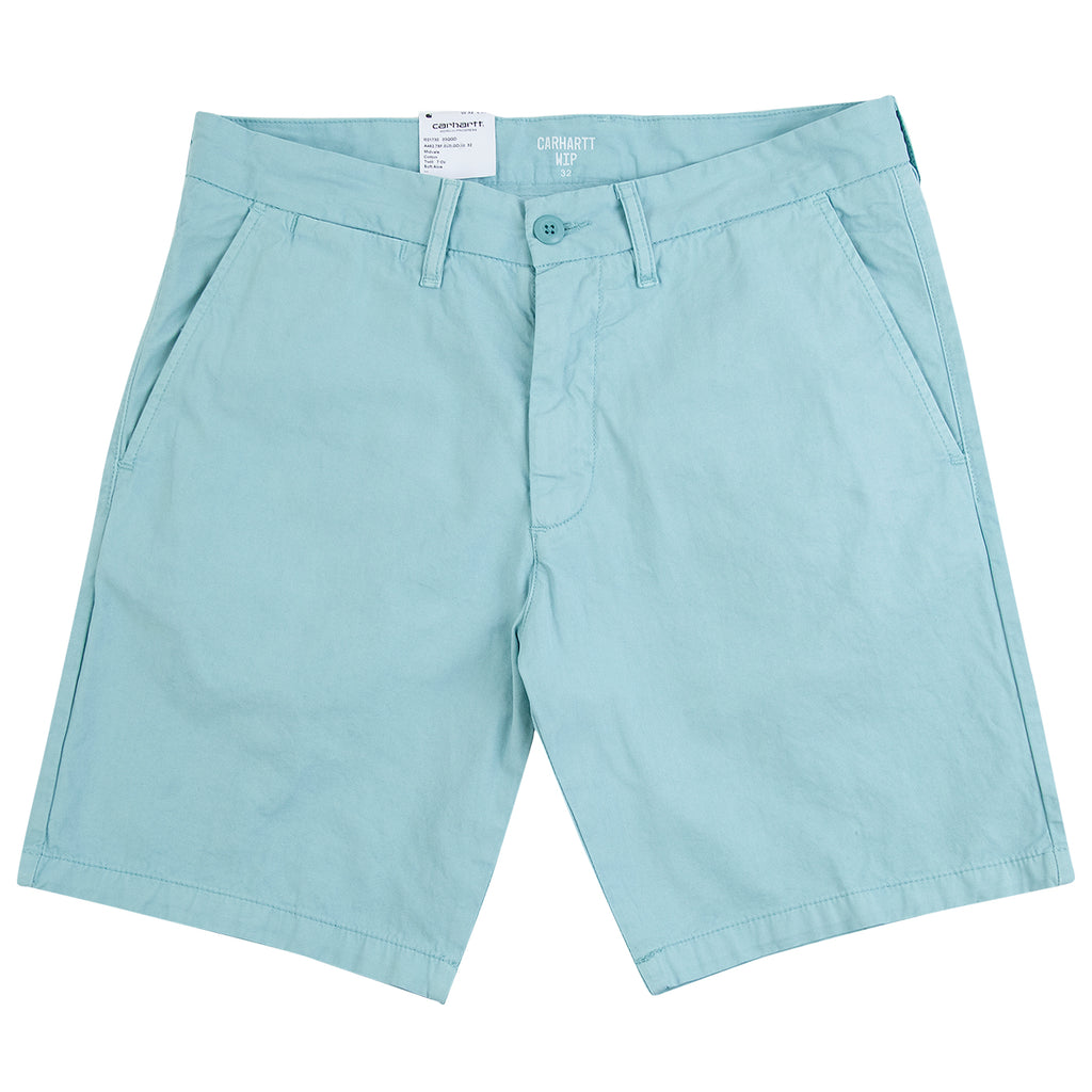 Carhartt John Short in Soft Aloe