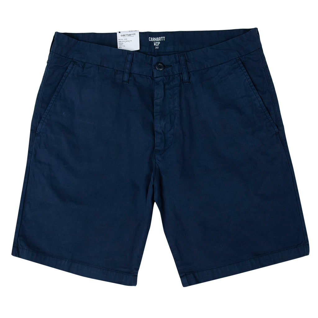 Carhartt John Short in Blue