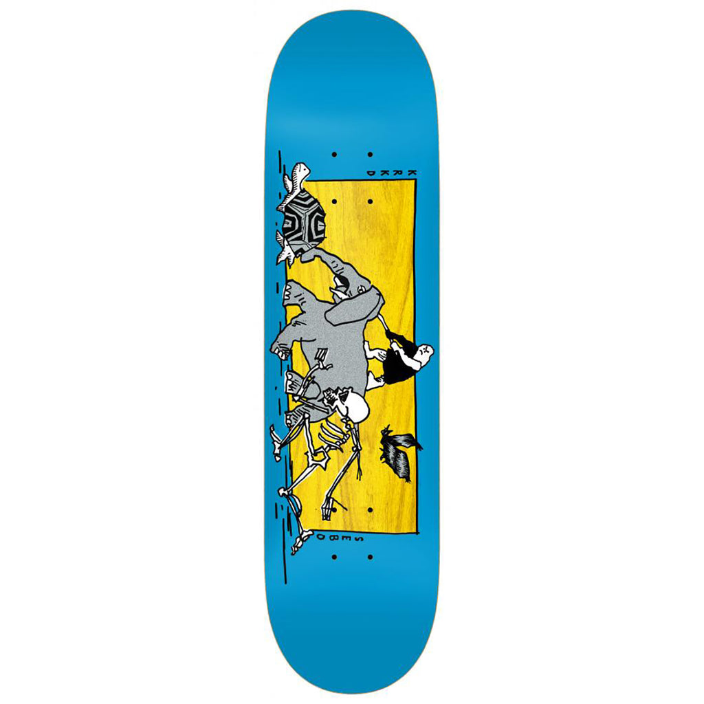 Krooked Skateboards Sebo Marathon Skateboard Deck