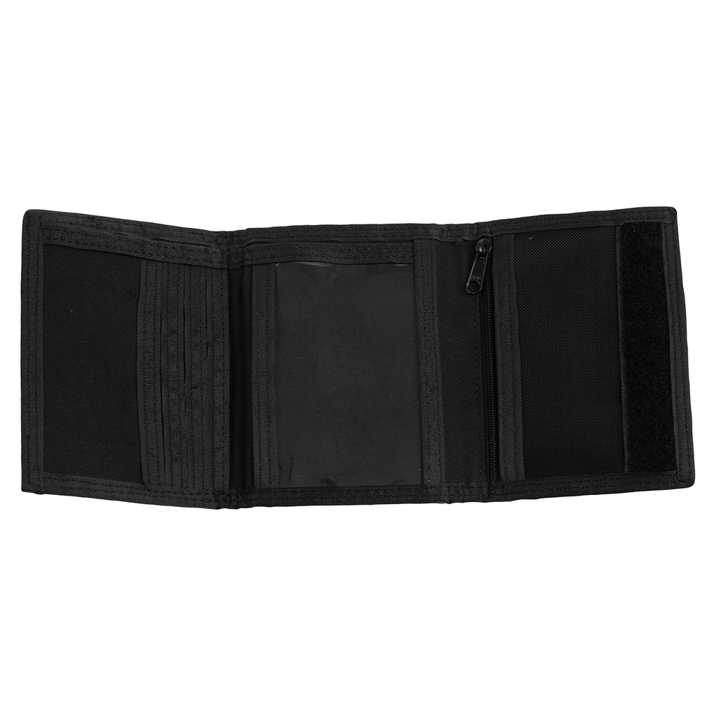 Dickies Kentwood Wallet in Black - Open
