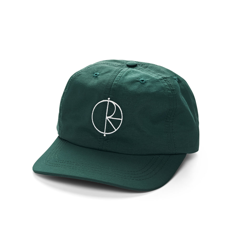 Polar Skate Co Lightweight Cap in Dark Green