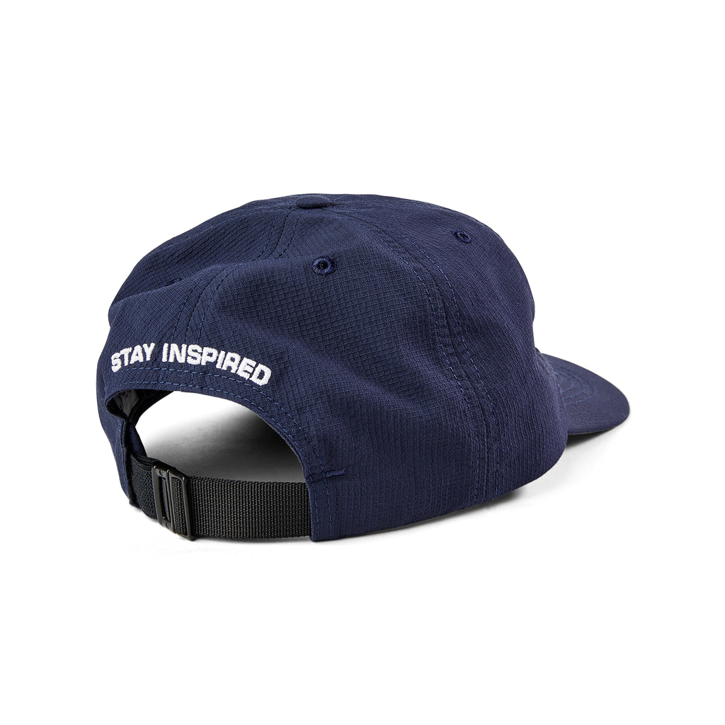 Polar Skate Co Lightweight Cap in Navy - Back