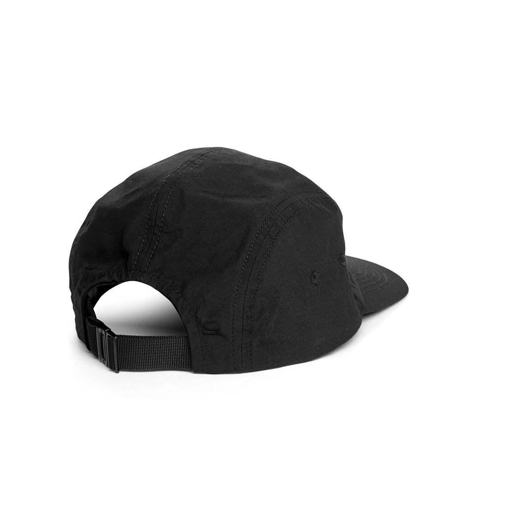 Polar Skate Co Lightweight Cap in Black - Back