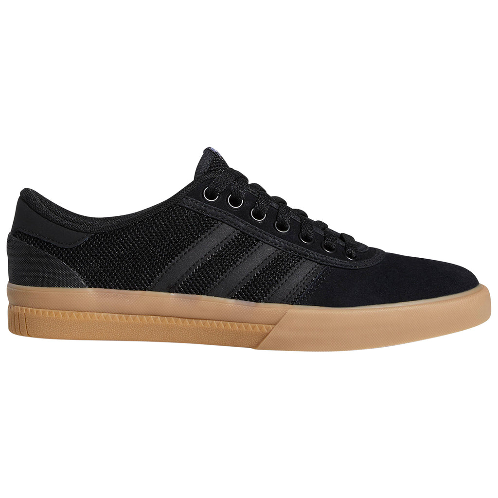Adidas Lucas Premiere Shoes in Core Black / Footwear White / Gum 4