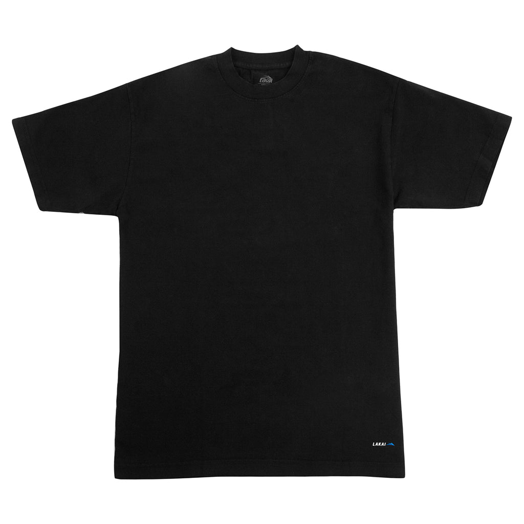 Lakai T Shirt 3 Pack in Black