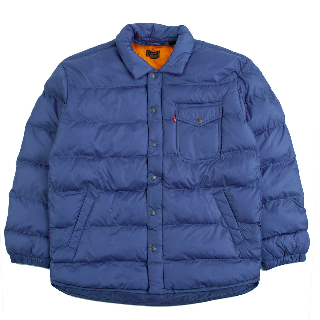 Levis Skateboarding Skate Down Mason Jacket in Dutch Blue