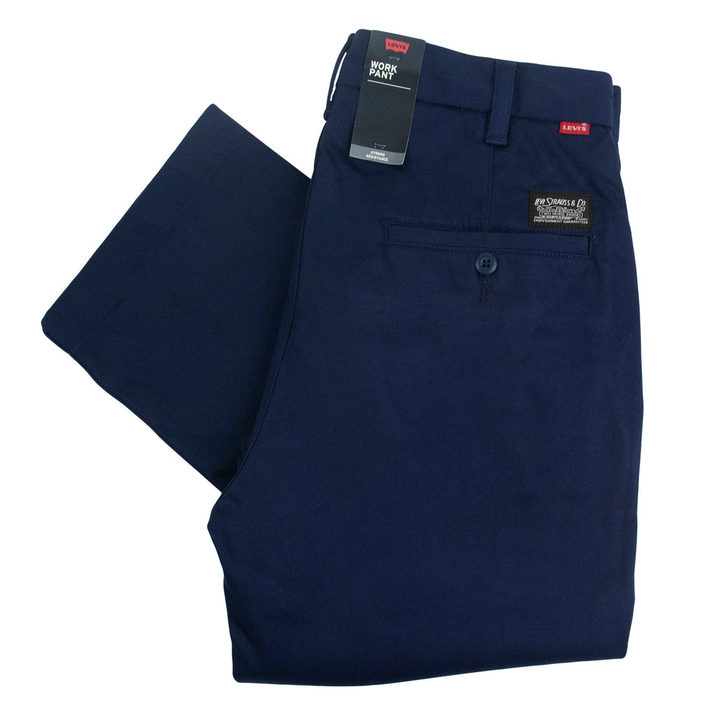 Levis Skateboarding Work Pant in Navy