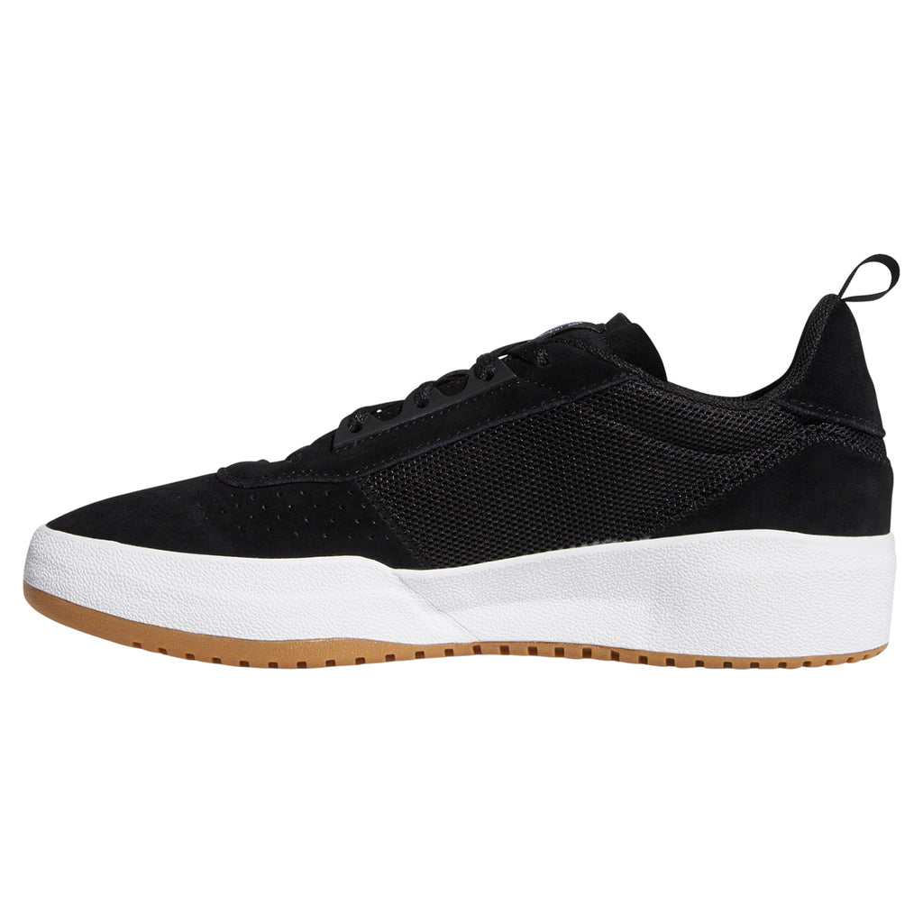 Adidas Liberty Cup Shoes in Core Black / White / Gum - Inside Wall