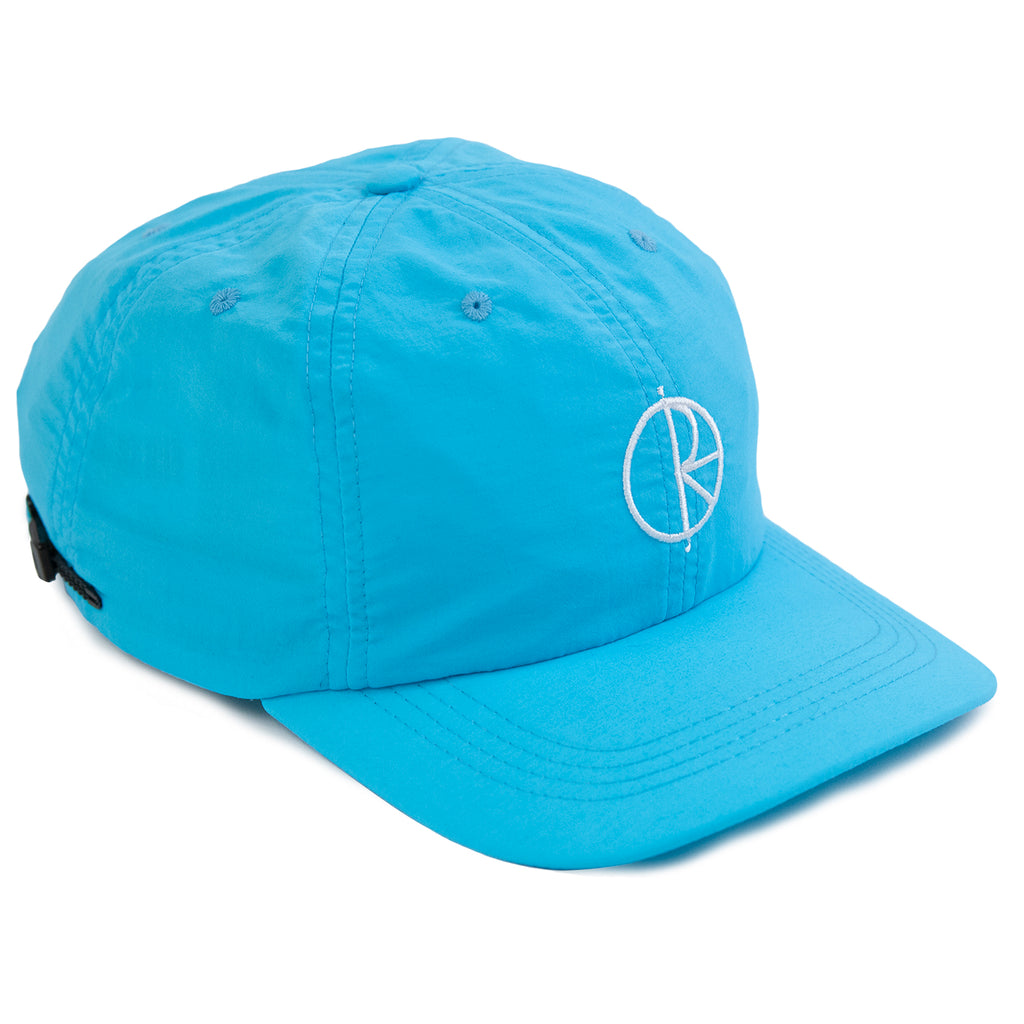 Polar Skate Co Lightweight Cap in Cyan