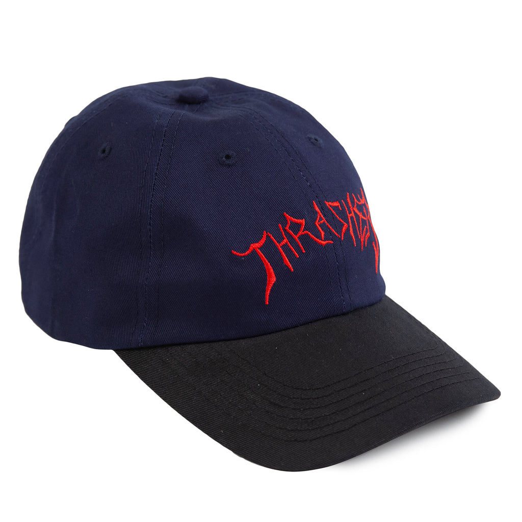 Thrasher Lotties Old Timer Cap in Blue / Black
