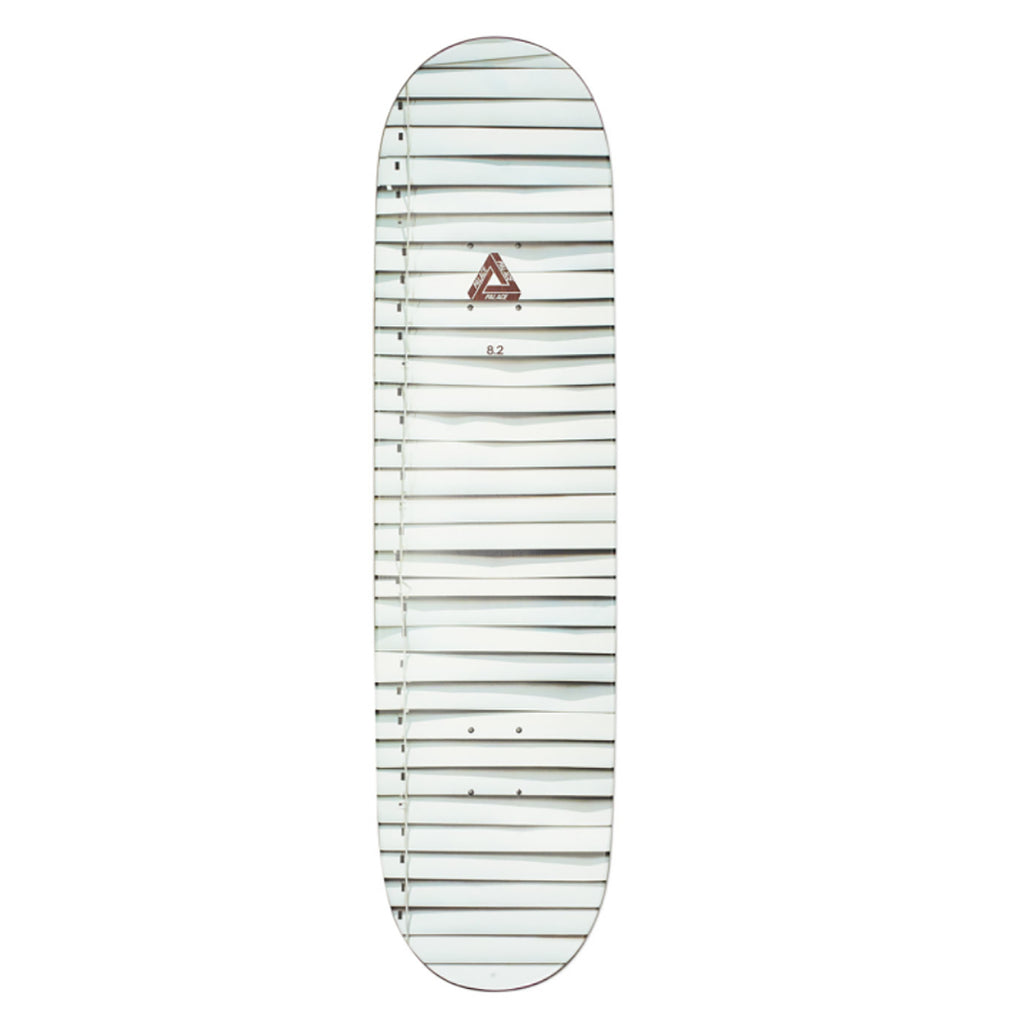 "Palace Lucas Pro S18 Skateboard Deck in 8.2"" - Top"