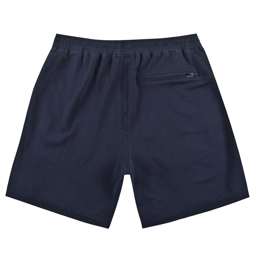 Helas Marlon Shorts in Navy - Back