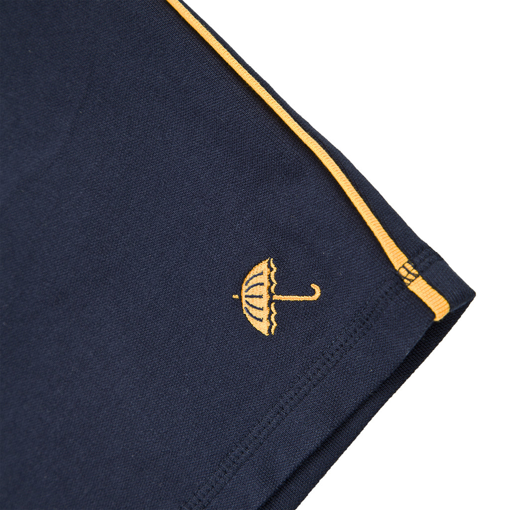 Helas Marlon Shorts in Navy - Logo