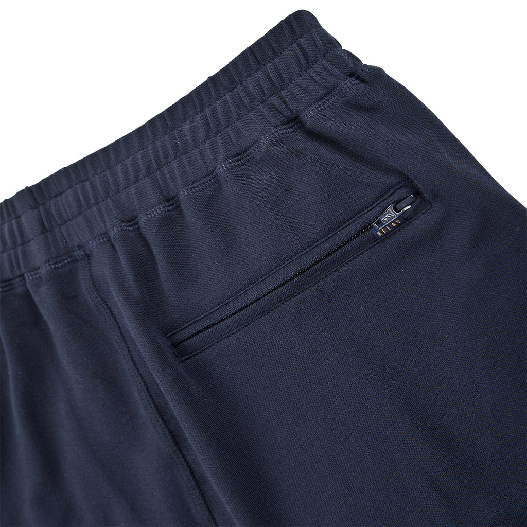 Helas Marlon Shorts in Navy - Back Pocket