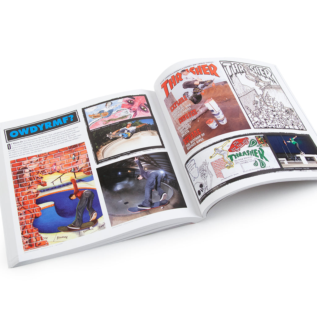 Thrasher Mail Drop Book - 4