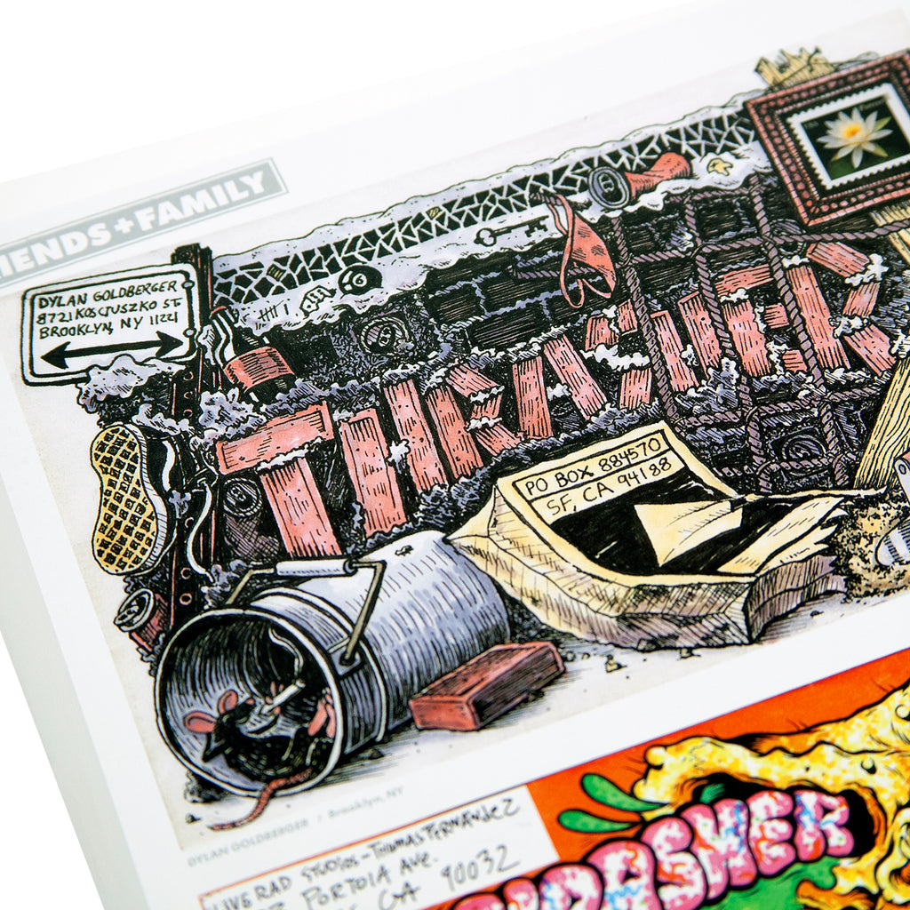 Thrasher Mail Drop Book - 5