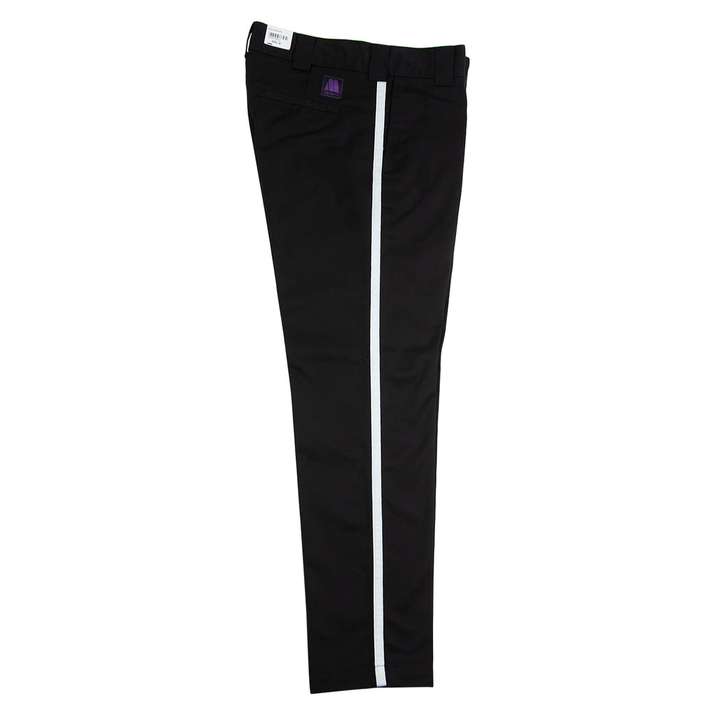 Carhartt WIP x Motown Master Pant in Black / Off-White - Side