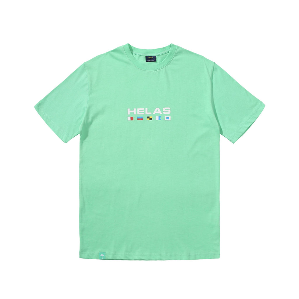 Helas Nautique T Shirt Spring Bud - Front
