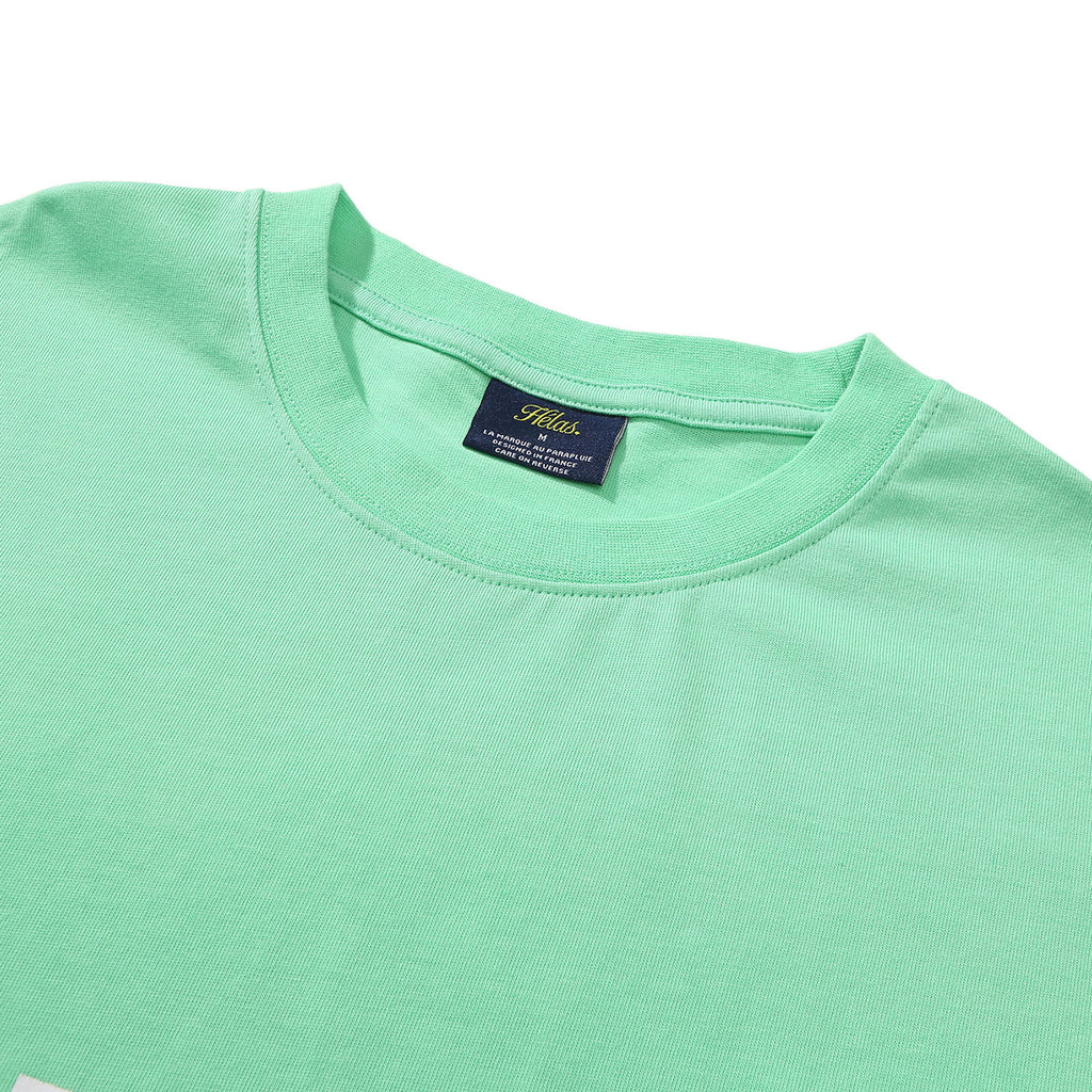 Helas Nautique T Shirt Spring Bud - Neck