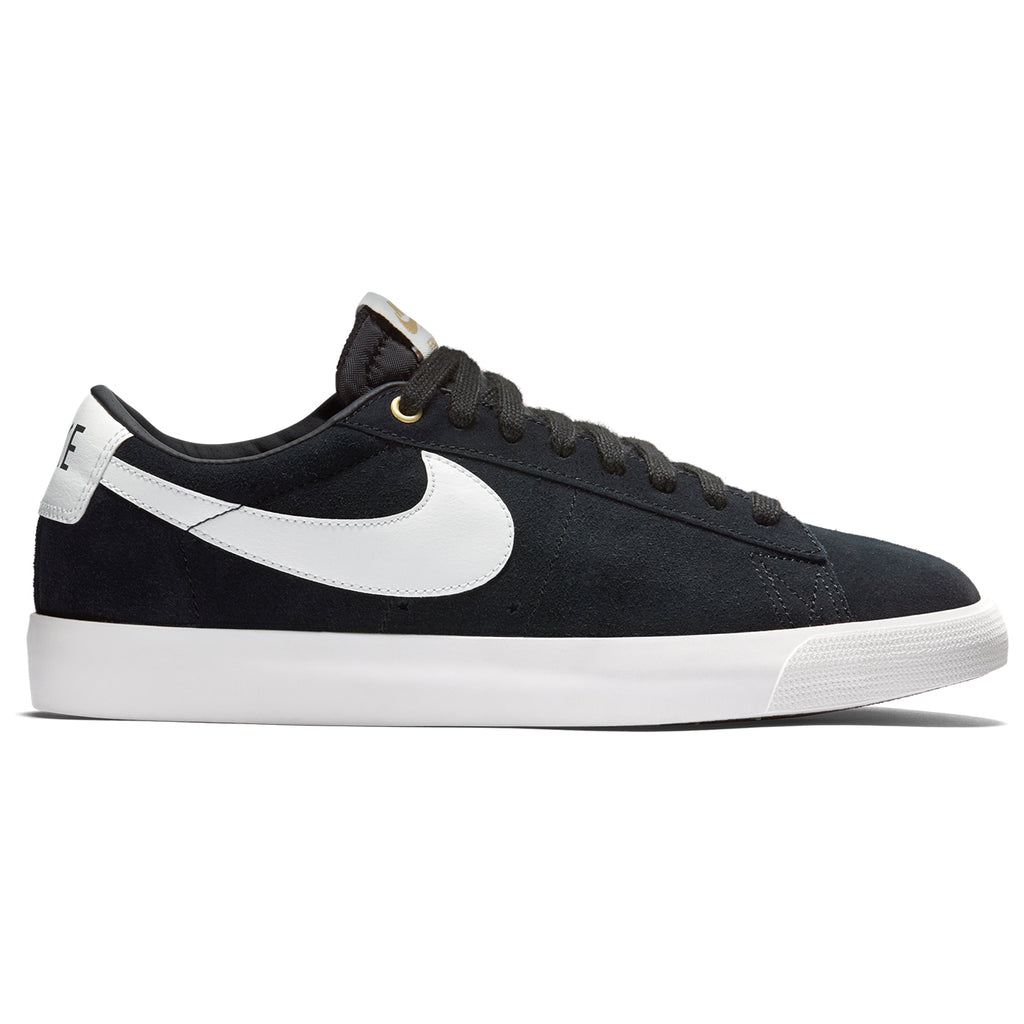 Nike SB Zoom Blazer Low GT Shoes in Black / Sail
