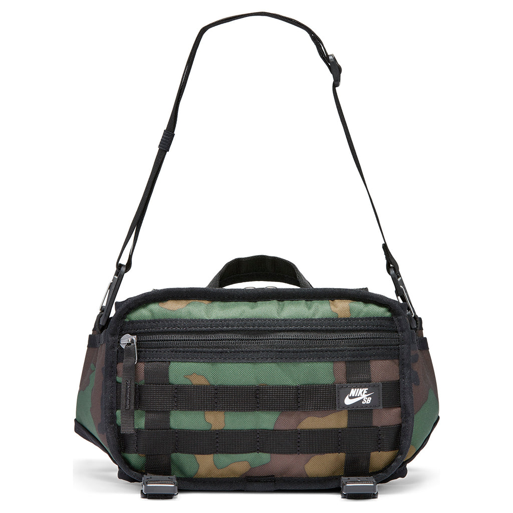 Nike SB RPM Waist Pack in Black / Black / White