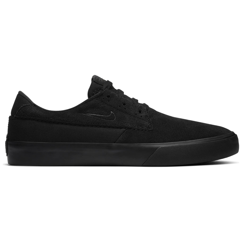 Nike SB Shane Shoes in Black / Black
