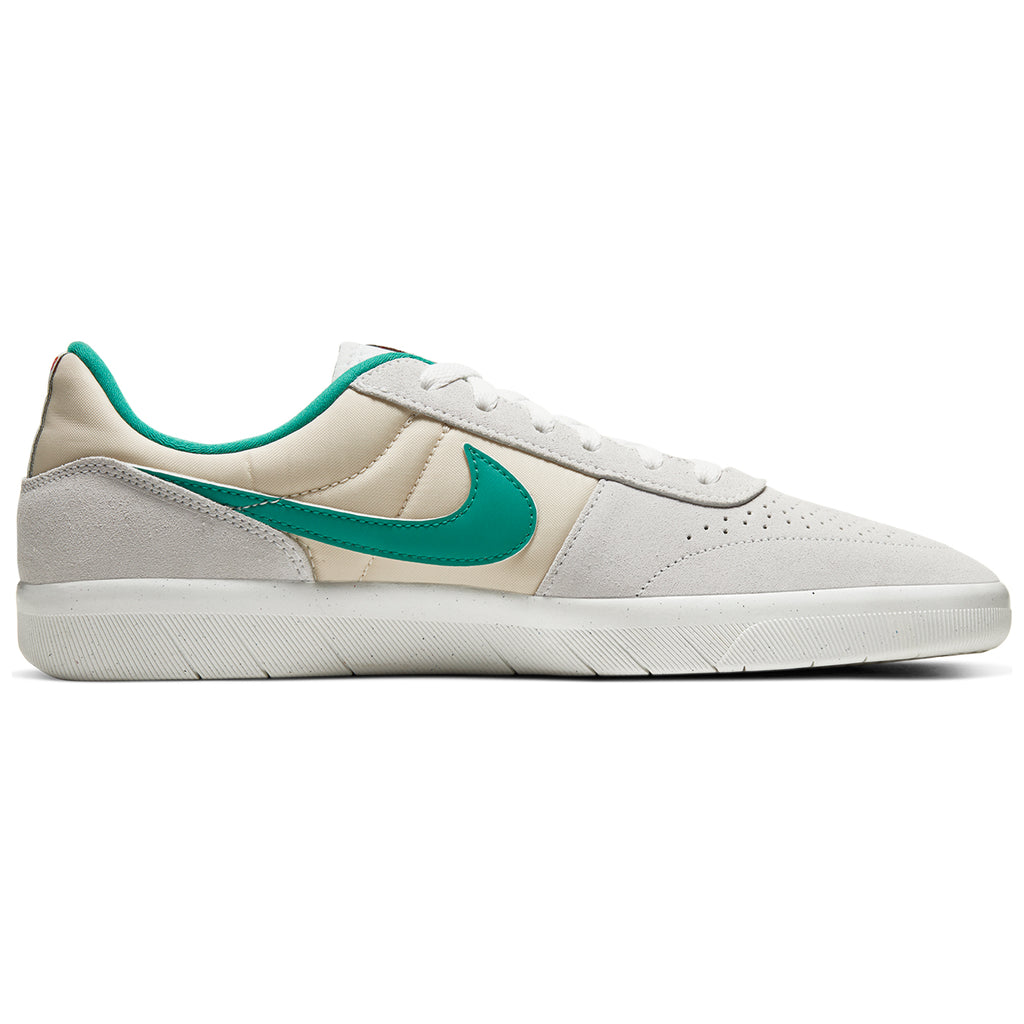 Nike SB Team Classic Shoes in Photon Dust / Neptune Green - Light Cream - 2