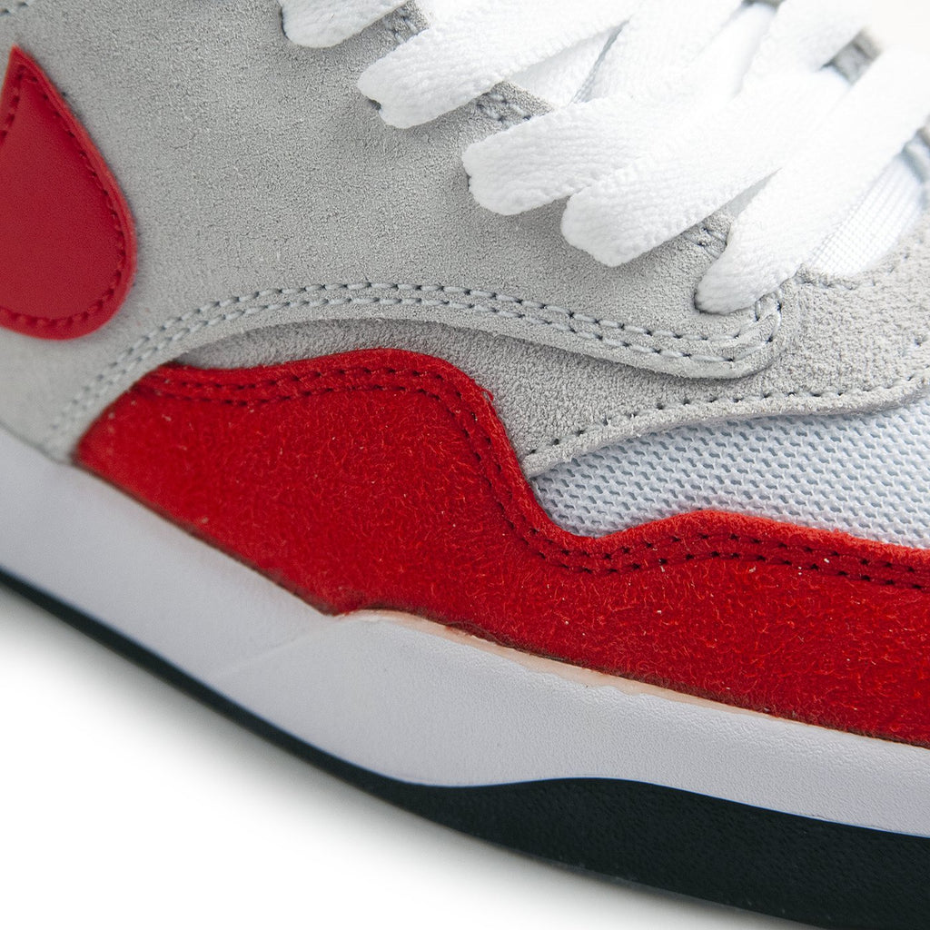 Nike SB GTS Return Premium Shoes in Sport Red / Sport Red - Pure Platinum - Black - Detail 2