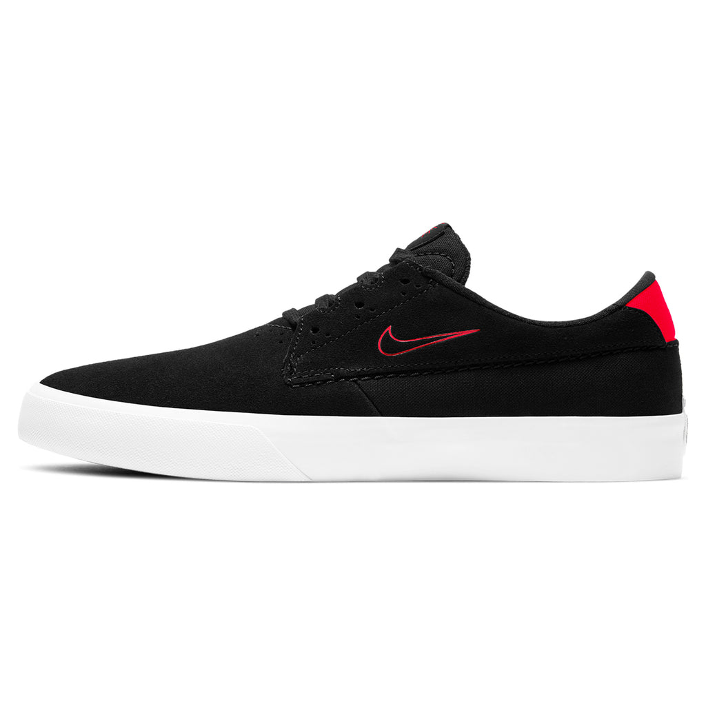Nike SB Shane Shoes in Black / Bright Crimson - Black - Shoe