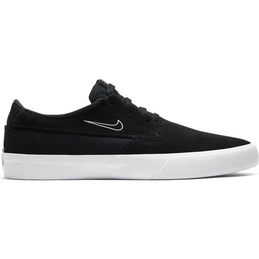 Nike SB Shane Shoes in Black / White - Black