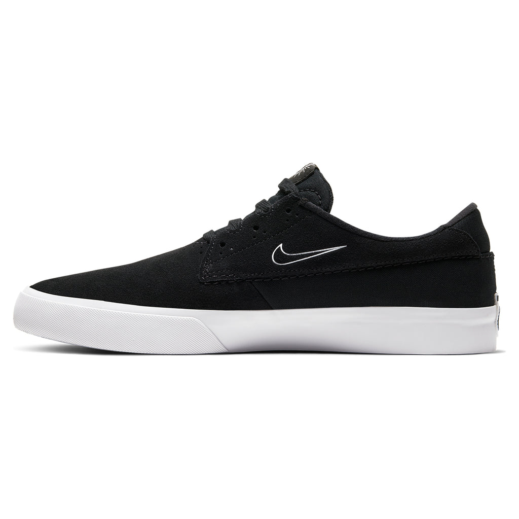 Nike SB Shane Shoes in Black / White - Black - Inside