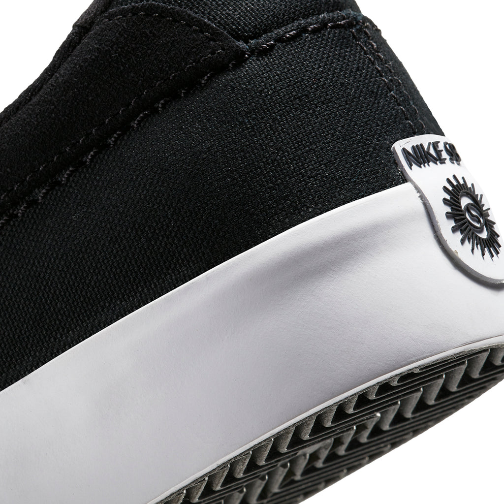 Nike SB Shane Shoes in Black / White - Black - Detail 2