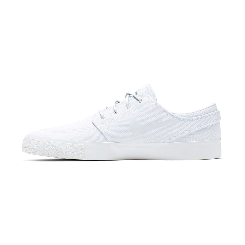 Nike SB Zoom Janoski RM x Violent Femmes Shoes in White / Clear - White - Tour Yellow - Inside 2