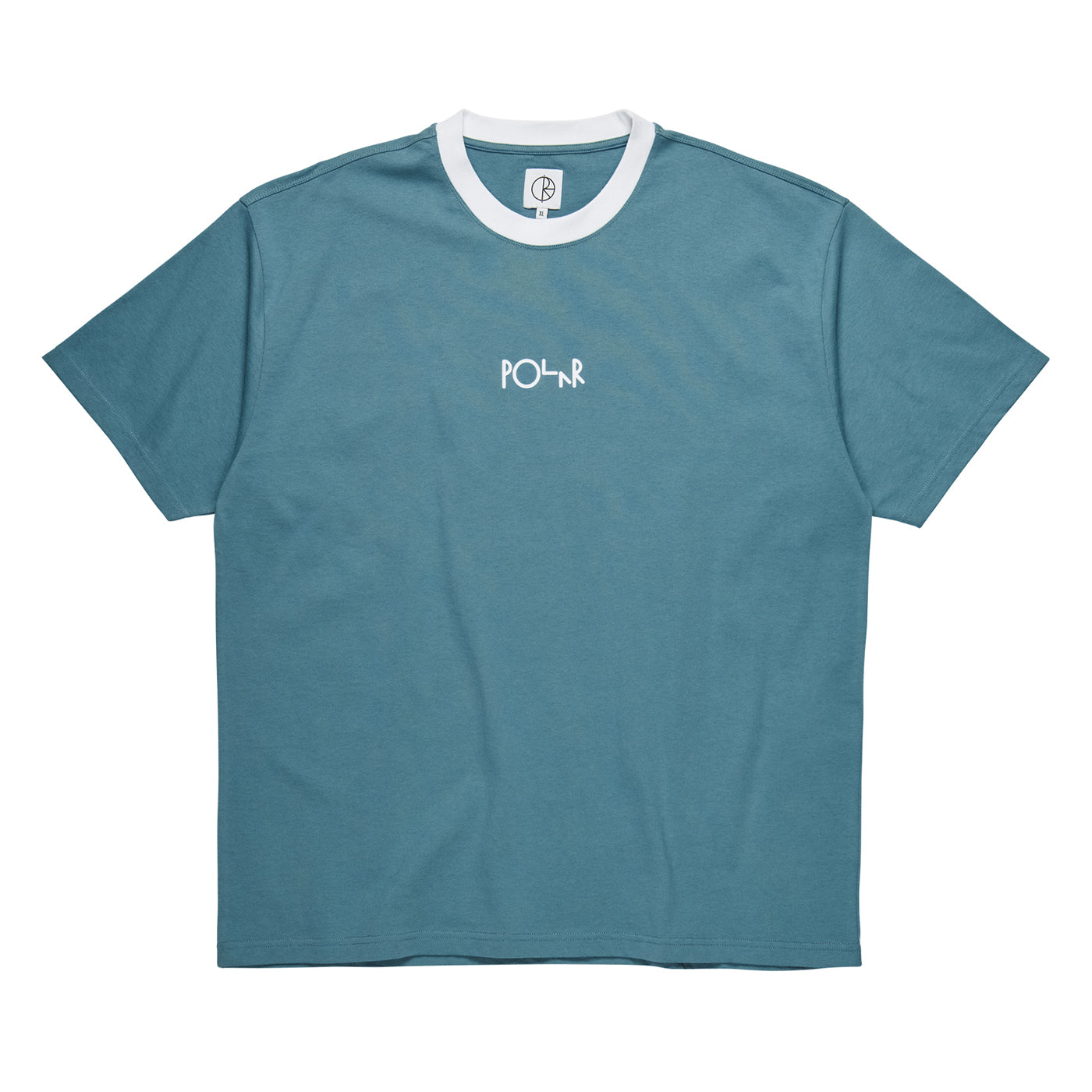 fddd948fa1ff Polar Skate Co Offside T Shirt - Grey Blue   White
