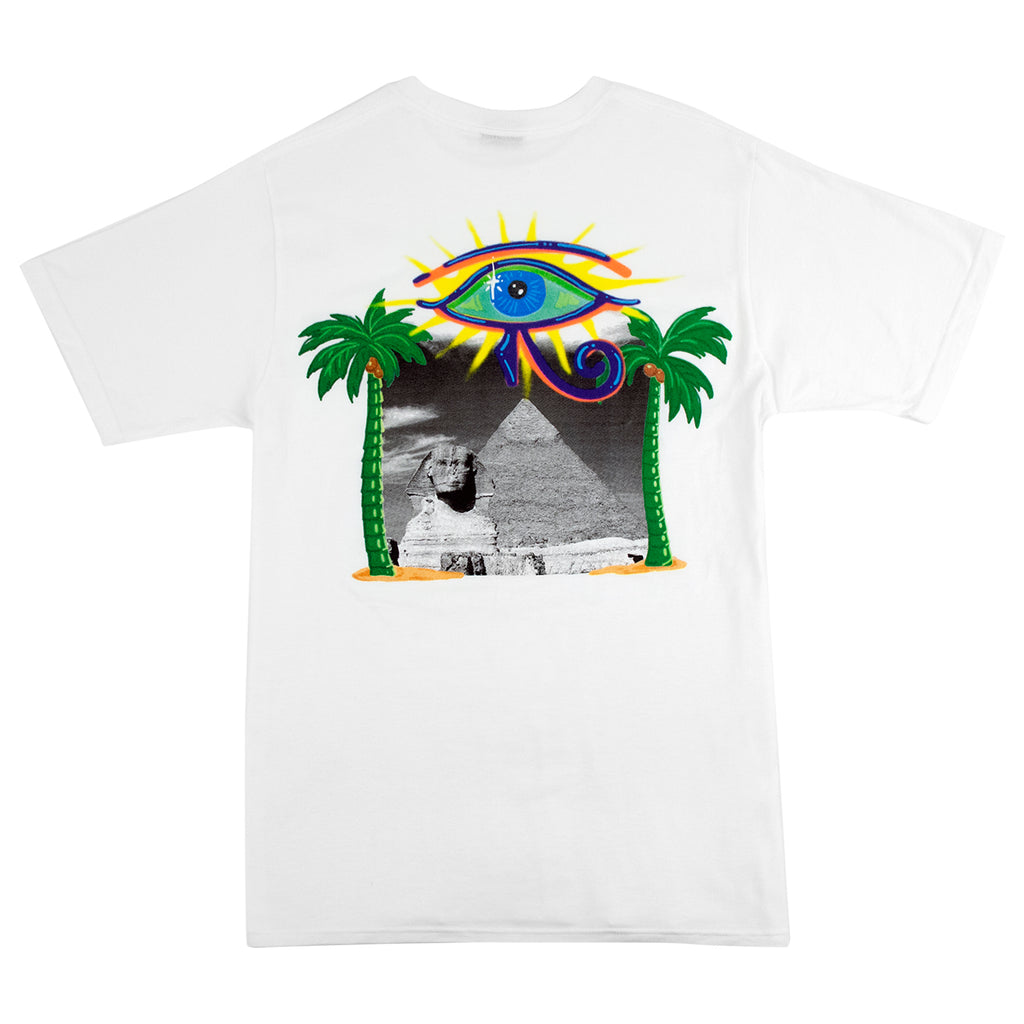 Stussy Oasis T Shirt in White