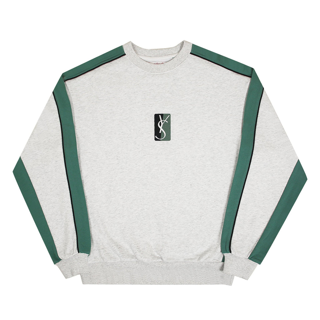 Yardsale Ocean Sweatshirt in Ash