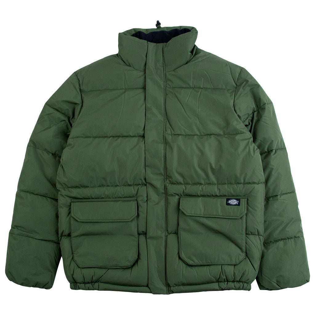 Dickies Olaton Jacket in Army Green