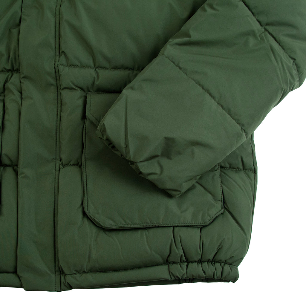 Dickies Olaton Jacket in Army Green - Sleeve