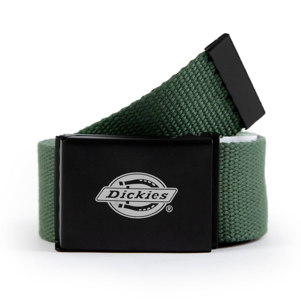 Dickies Orcutt Belt in Army Green