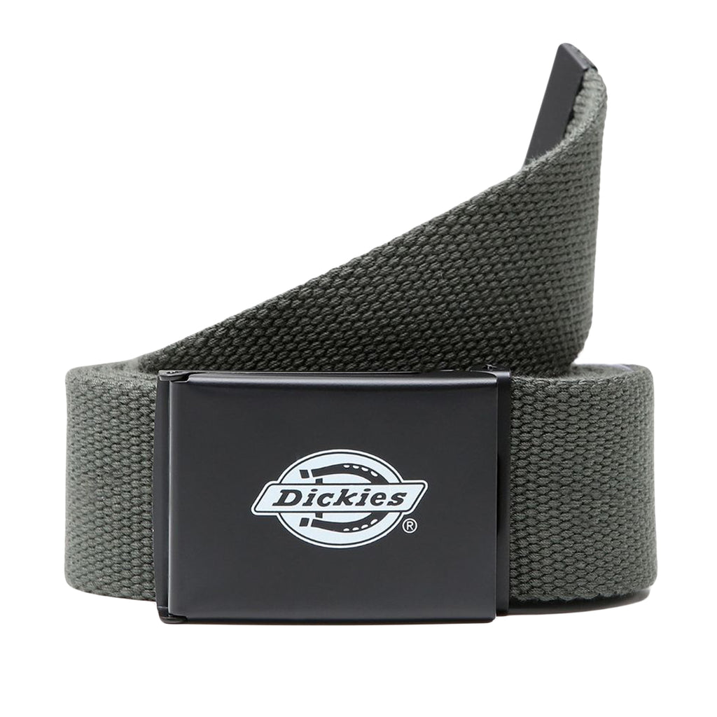 Dickies Orcutt Belt in Olive Green