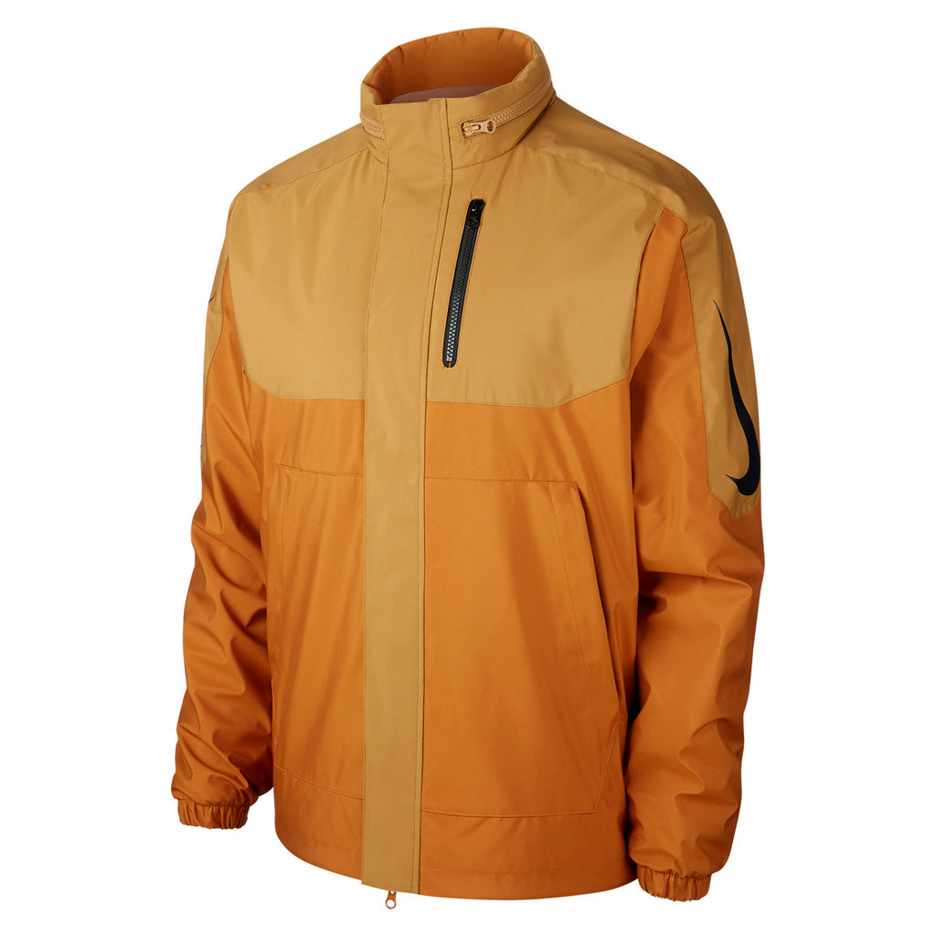 Nike SB Orange Label x Oski Reversible Jacket in Muted Bronze / Burnt Sienna / Black